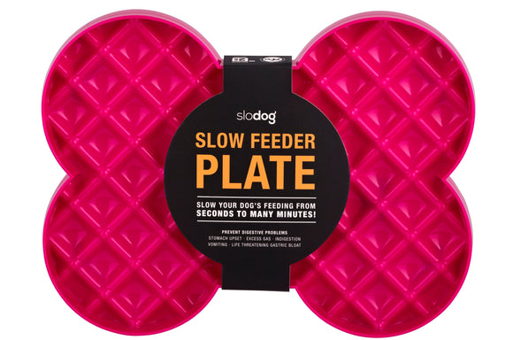 SloDog™ Best No Gulp Slow Feeder In the market, Easy to use, Easy to Clean, Elegant. Comes in 3 Colours-Slow Feeder-WOOFALICIOUS.SG