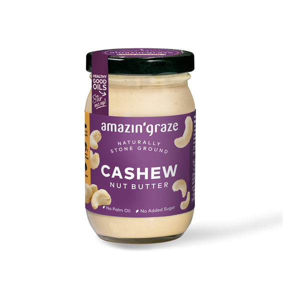 All Natural Cashew Butter (No preservatives)- Great with LickiMats-FOOD-WOOFALICIOUS.SG