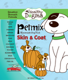 Healthy Dogma PetMix Skin & Coat Dehydrated Pet Mix food-FOOD-WOOFALICIOUS.SG