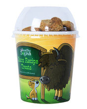 Load image into Gallery viewer, Healthy Dogma BISON Barkers Natural Dog Treats Cup-biscuit-WOOFALICIOUS.SG
