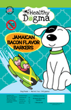 Healthy Dogma Jamaican Bacon Barkers Natural biscuit 16oz Value pack-biscuit-WOOFALICIOUS.SG