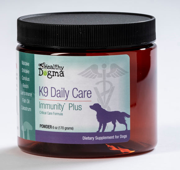 K9 Daily Care – Immunity Plus supplements (Launch offer)-supplement-WOOFALICIOUS.SG