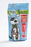 Cheese & Bacon Chewies (soft chews)-Treats-WOOFALICIOUS.SG