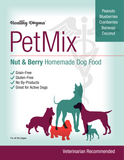 Healthy Dogma PetMix Nut & Berry dehydrated Food Immunity-FOOD-WOOFALICIOUS.SG