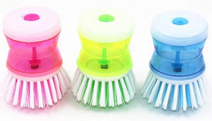 Automatic liquid washing brush for your LickiMat Soother & Buddy!-toy-WOOFALICIOUS.SG