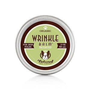 Natural Dog Company Wrinkle Balm® 4 oz Tin or 2 oz stick-skincare-WOOFALICIOUS.SG