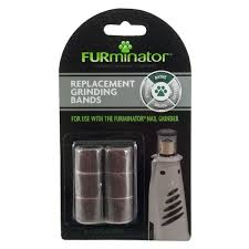 FURminator Nail Grinder Replacement Bands, 6-pack-WOOFALICIOUS.SG