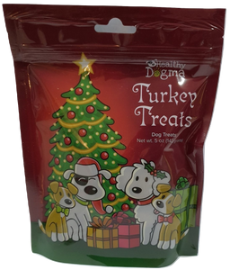 Turkey Cookies treats (Christmas edition)-Treats-WOOFALICIOUS.SG