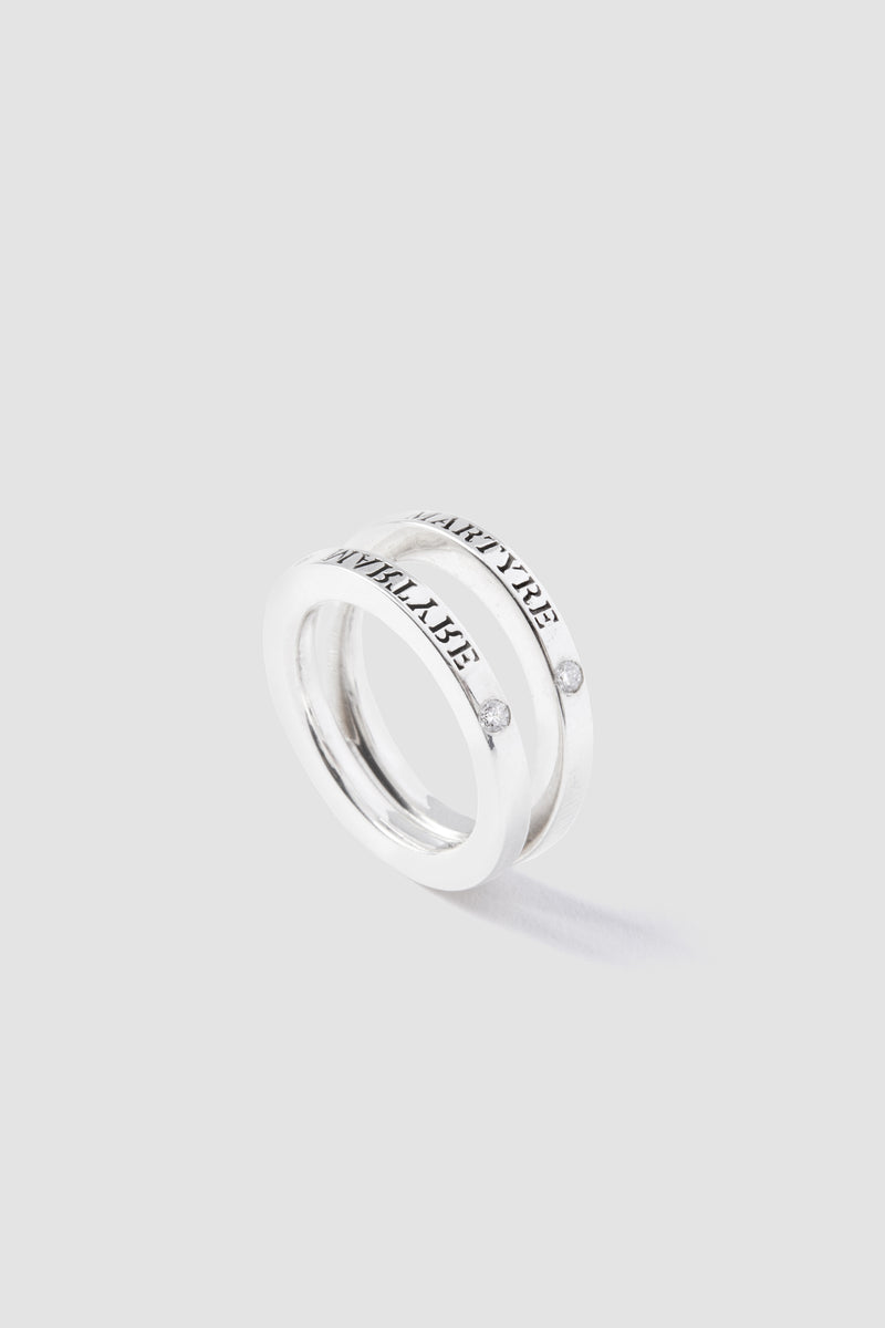 Martyre™ Split Ring