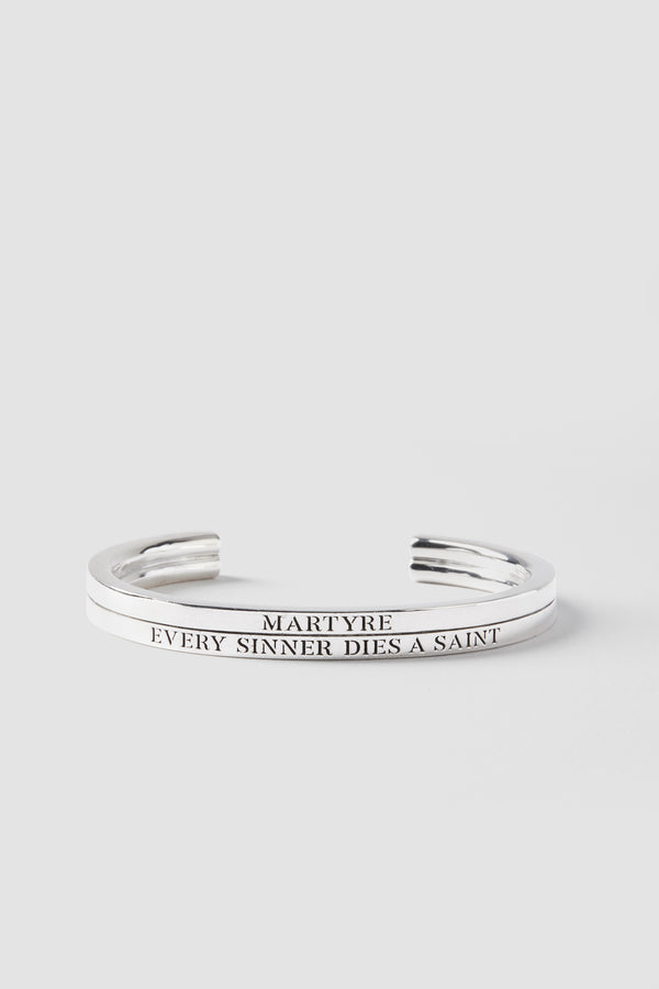 Every Sinner Dies A Saint™ Cuff