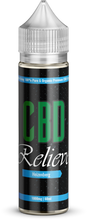 Load image into Gallery viewer, CBD Relieve | 60ml Shortfill E-Liquid - Heizenberg 1000mg (Nicotine Free)