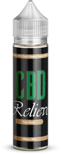 Load image into Gallery viewer, CBD Relieve | 60ml Shortfill E-Liquid - Pure Blend 1000mg (Nicotine Free)