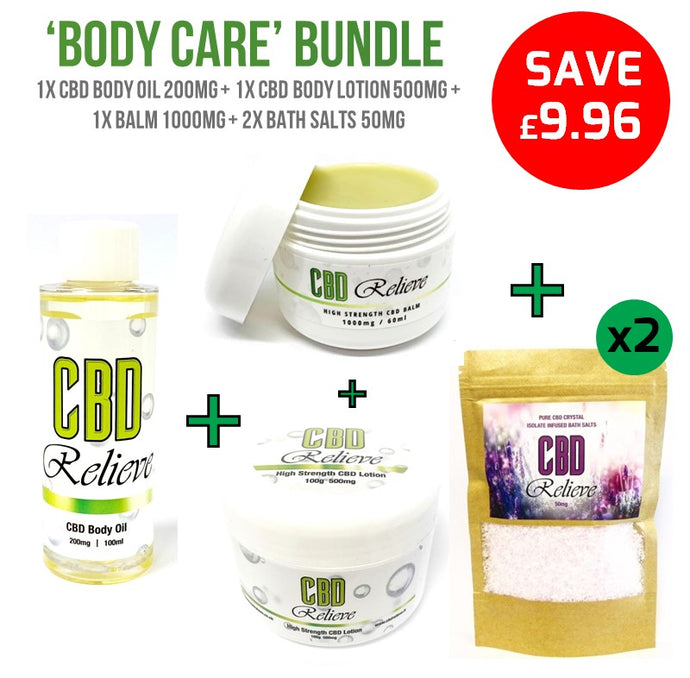 'BODY CARE' BUNDLE