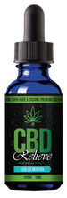 Load image into Gallery viewer, BOGOF SPECIAL: CBD Relieve | 15ml Cool Ice Menthol E-Liquid - 100mg