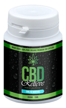 Load image into Gallery viewer, BOGOF SPECIAL: CBD Relieve | 15ml Cool Ice Menthol E-Liquid - 300mg