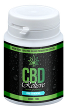 Load image into Gallery viewer, BOGOF SPECIAL: CBD Relieve | 15ml Cool Ice Menthol E-Liquid - 500mg