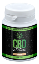 Load image into Gallery viewer, 75% OFF: CBD Relieve | 15ml Pure Blend E-Liquid - 100mg
