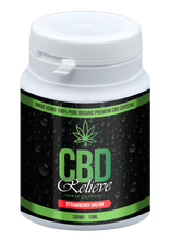 Load image into Gallery viewer, BOGOF SPECIAL: CBD Relieve | 15ml Strawberry Dream E-Liquid - 100mg