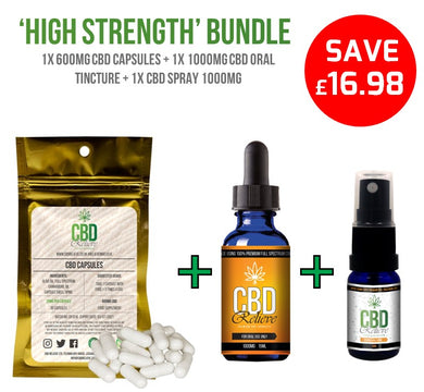 'HIGH STRENGTH' BUNDLE