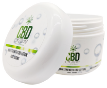 Load image into Gallery viewer, CBD Relieve 100g Body Lotion - 500mg