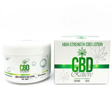 Load image into Gallery viewer, CBD Relieve | 100g Body Lotion - 500mg