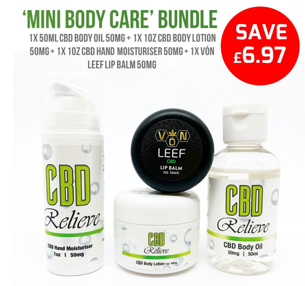 'MINI BODY CARE' BUNDLE