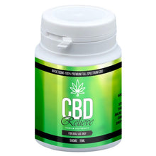 Load image into Gallery viewer, CBD Relieve 15ml Full Spectrum CBD Oil Tincture - 500mg