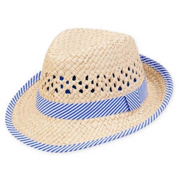 Bobbi Blue Infant  Fedora