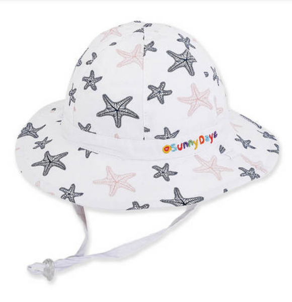 Star Fish Infant Hat