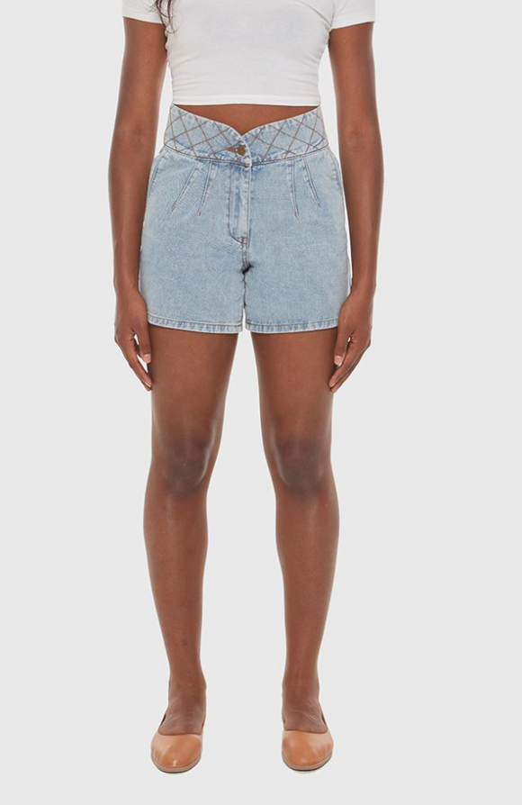 Lola Lauren Denim Shortts