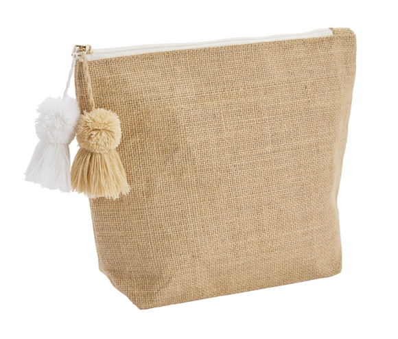 Jute Carry Case