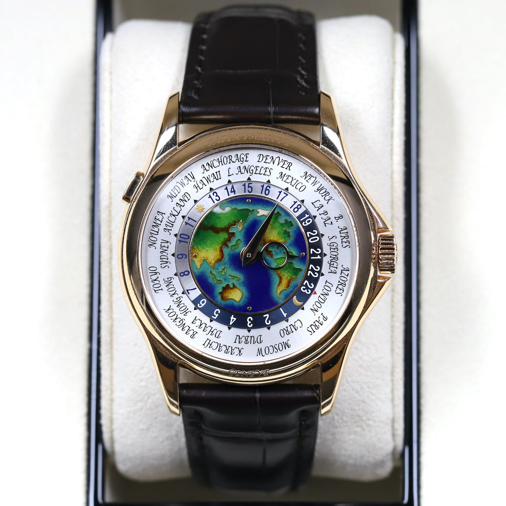 Patek Philippe 5131R Complications World Time