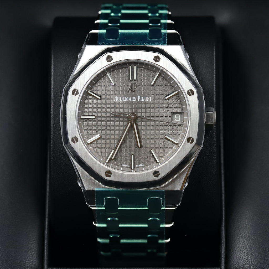 Audemars Piguet 15500ST Royal Oak Grey Dial