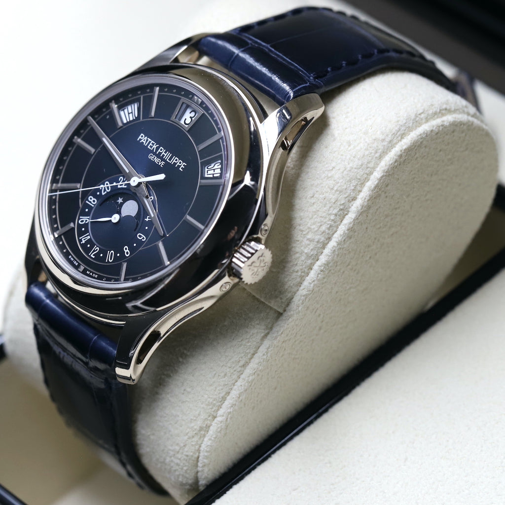 Patek Philippe 5205G Complications Annual Calendar Moonphase