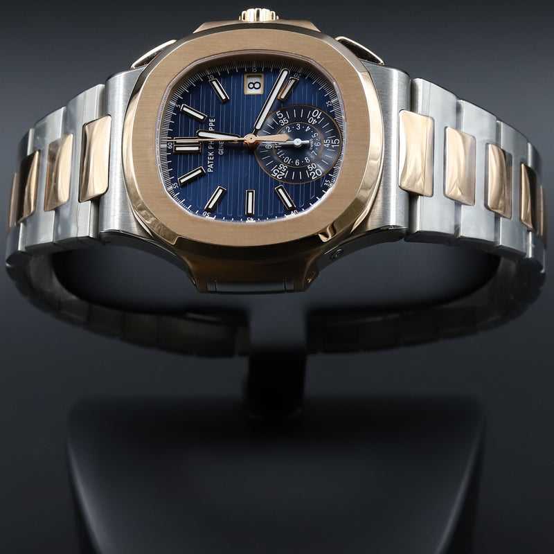 Patek Philippe 5726A Nautilus Annual Calendar Tiffany & Co