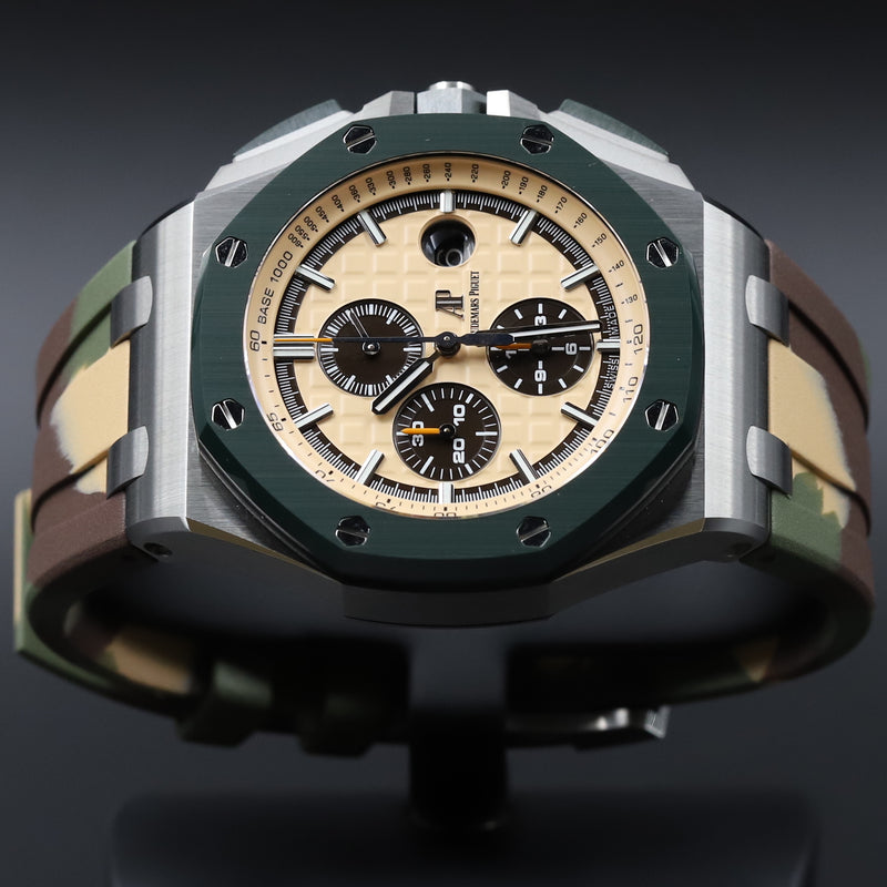 Audemars Piguet 26090PT Dual Time Arnold's All Stars
