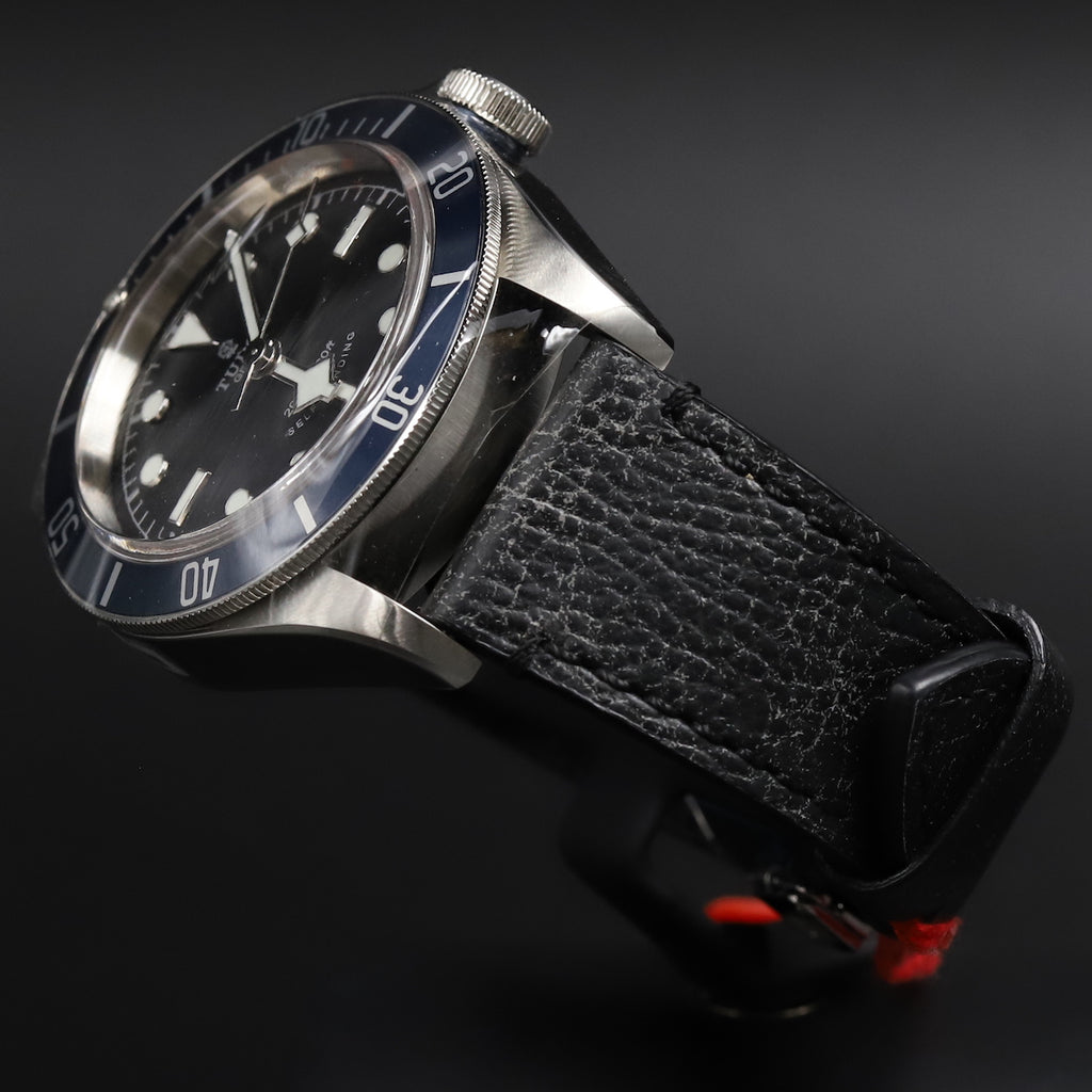 Tudor 79220B Black Bay Blue Rose