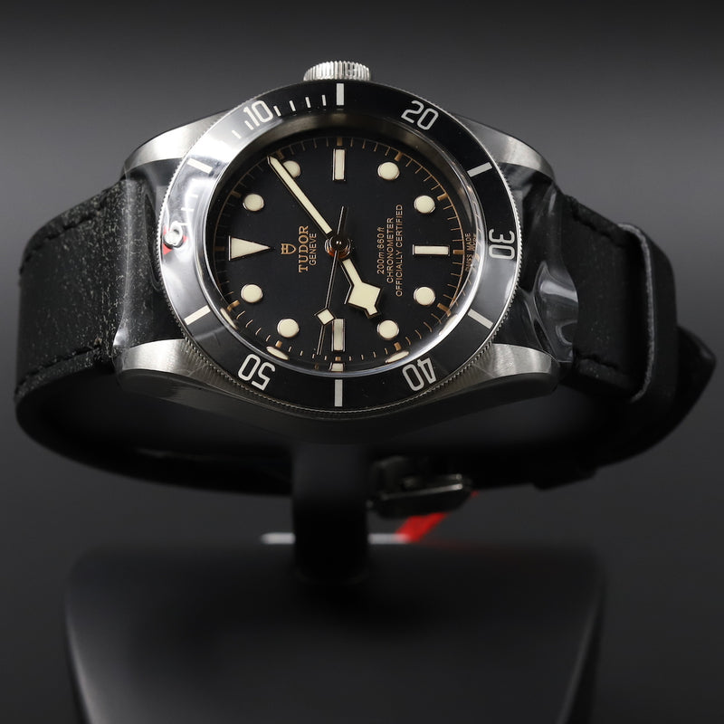 Tudor M79220N Black Bay Black Shield