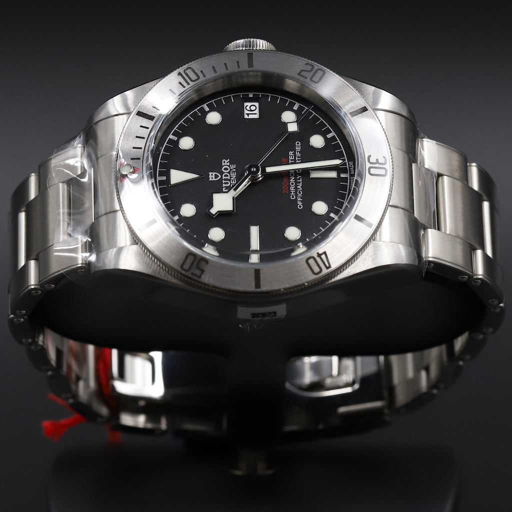 Tudor M79730 Black Bay Steel