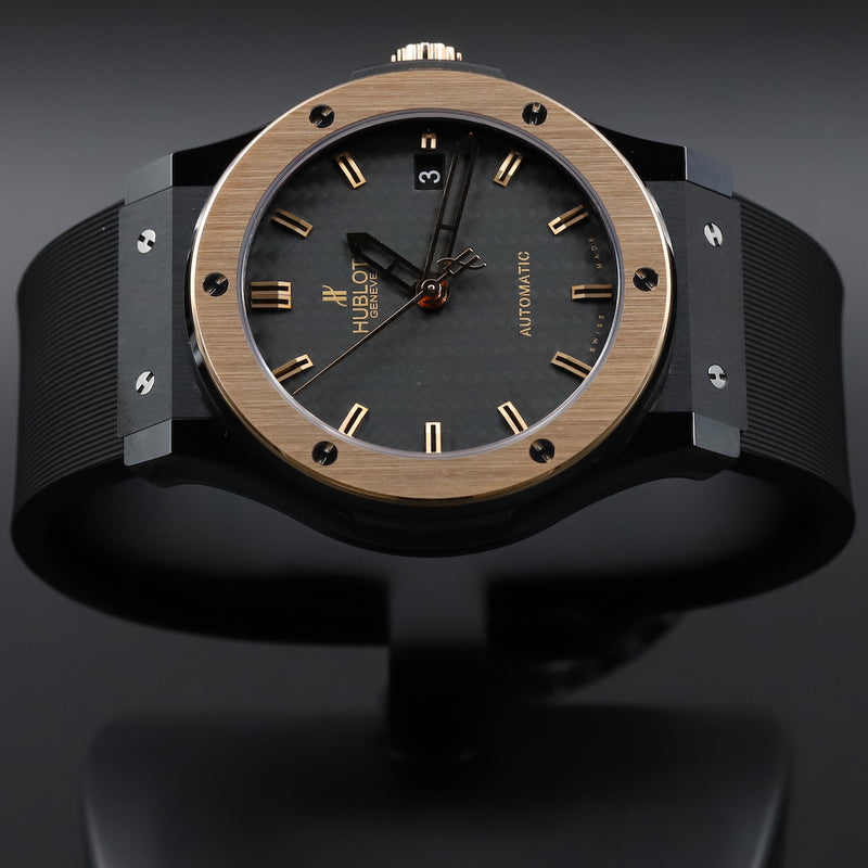 Hublot 511.CO.1781.RX Classic Fusion Ceramic Rose