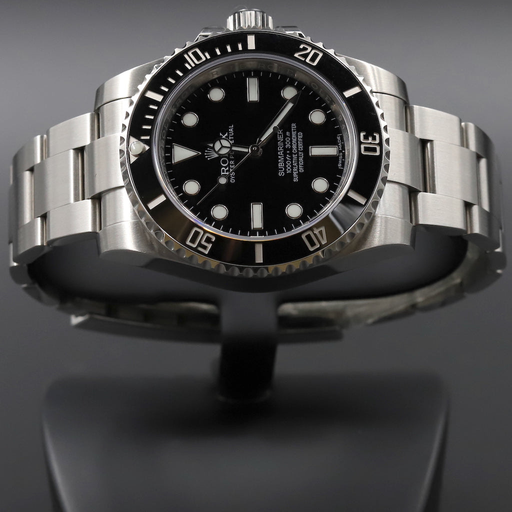 Rolex 114060 Submariner No Date