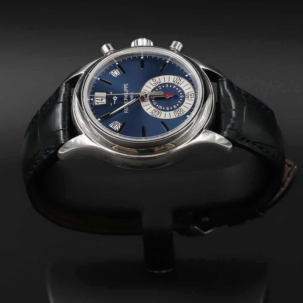 Patek Philippe 5960P Complications Annual Calendar Chronograph