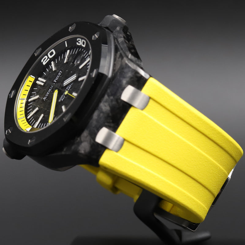 Audemars Piguet 15706AU Royal Oak Offshore Diver Forged Carbon