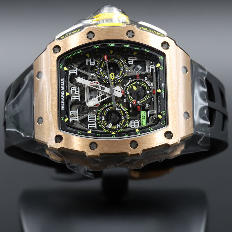 Richard Mille RM 11-03 Rose Gold Titanium