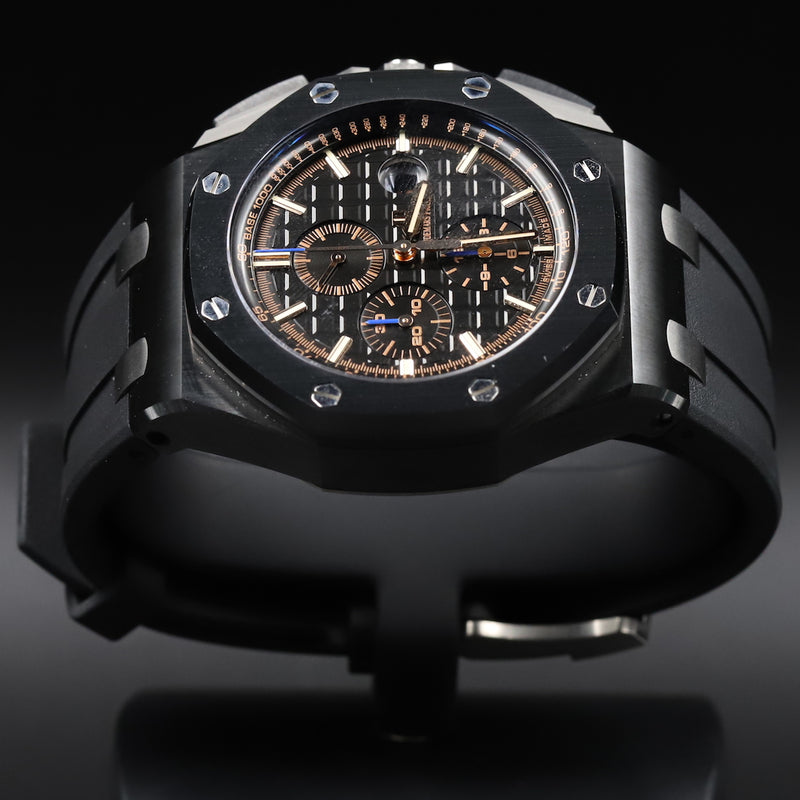 Audemars Piguet 26405CE Royal Oak Offshore Black Dial