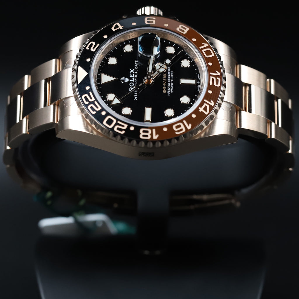 Rolex 126715CHNR GMT Master II 'Root Beer'