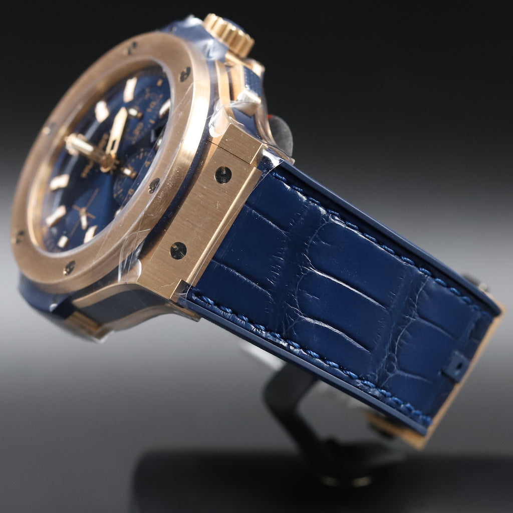 Hublot 301.PX.7180.LR Big Bang Gold Blue