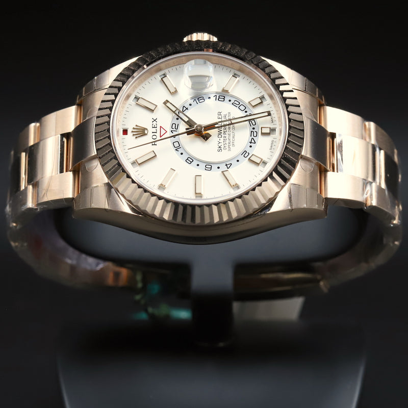 Rolex 326135 Sky-Dweller Chocolate Dial