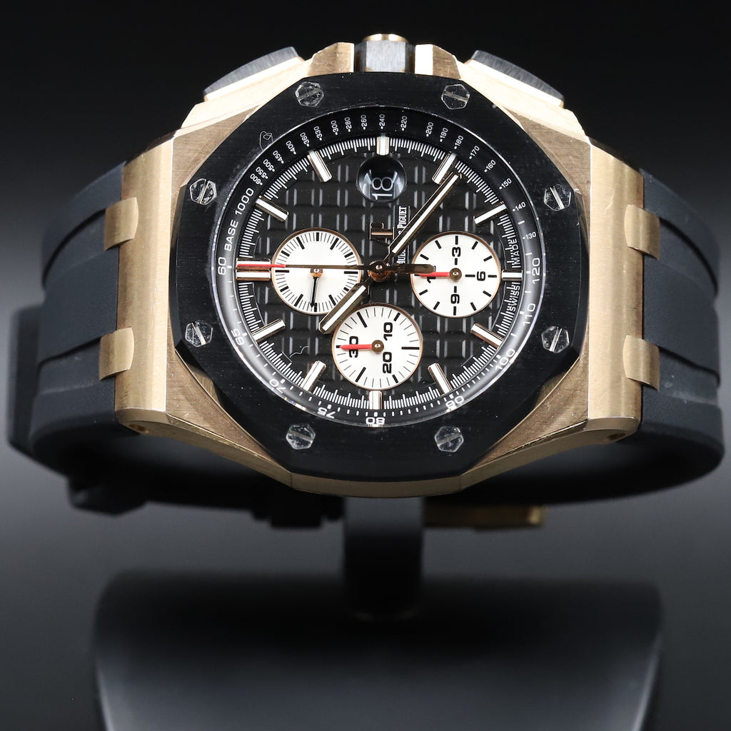 Audemars Piguet 26401RO Royal Oak Offshore 'Panda'