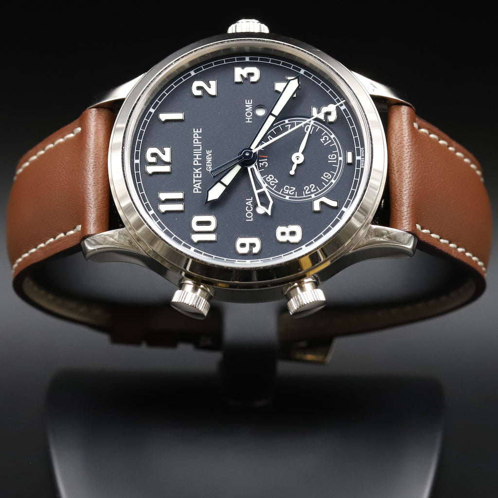 Patek Philippe 5524G Calatrava Pilot Travel Time